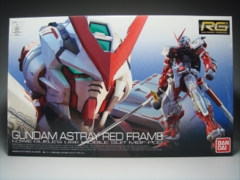 RG - 1/144 Gundam Astray Red Frame Lowe Guele's Use Mobile Suit MBF-PO2